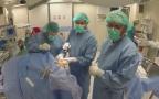 Pionierska operacja glejaka